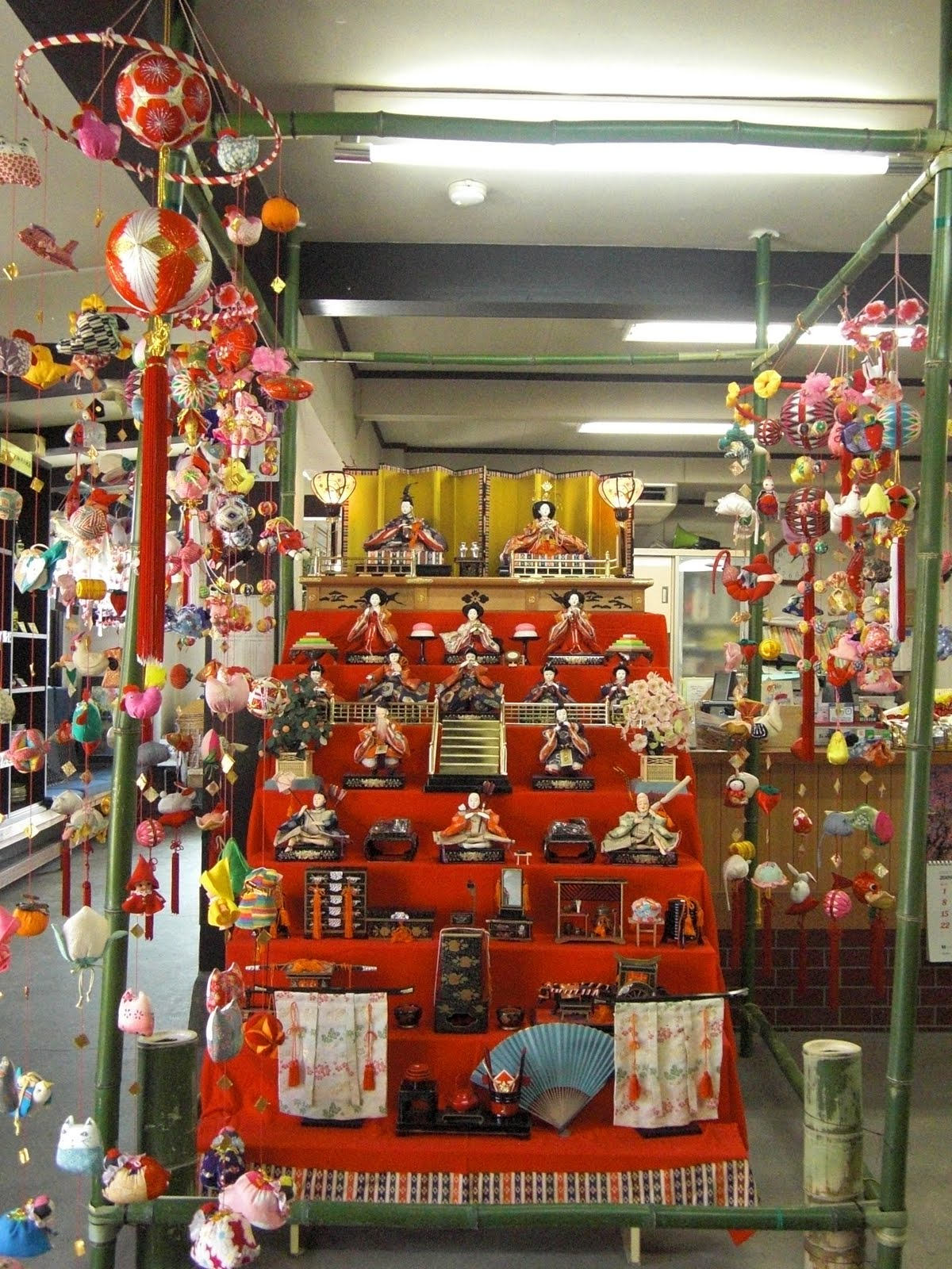 tanabata dolls