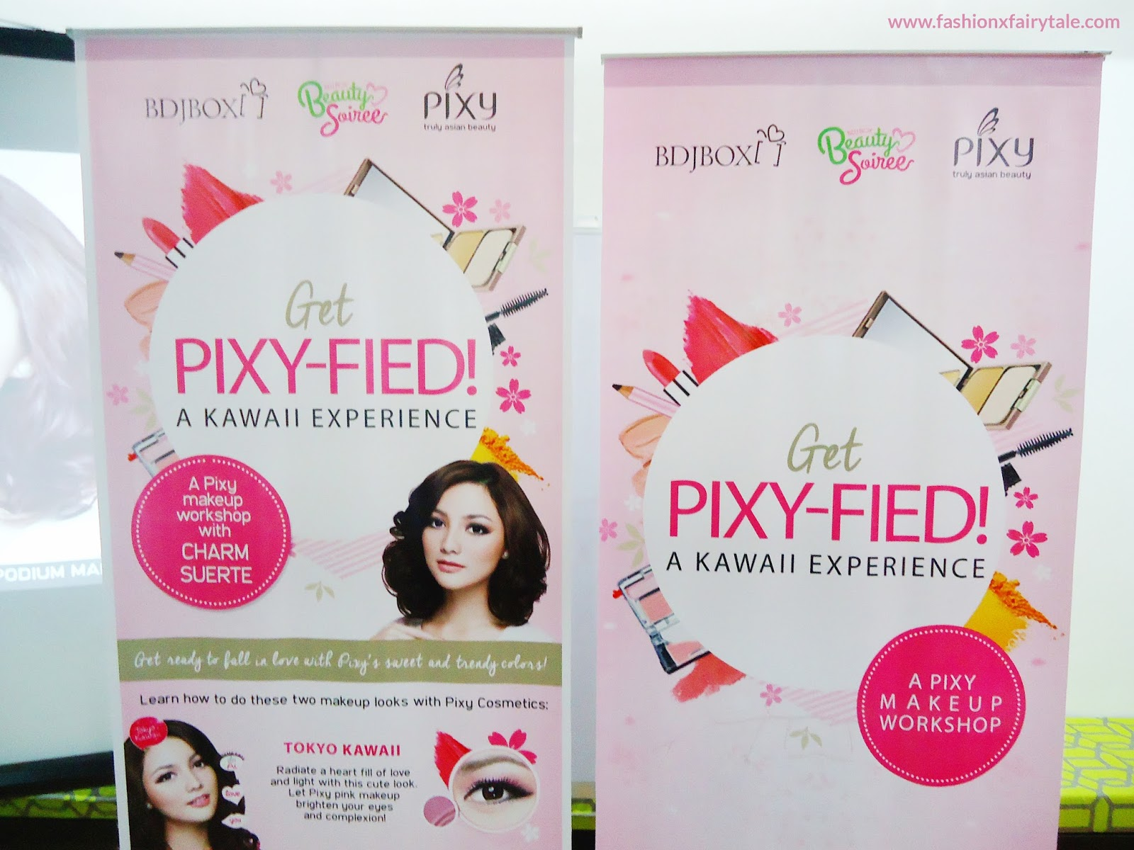 Get Pixy-fied, a Kawaii Experience   BDJ Box Beauty Soiree Event