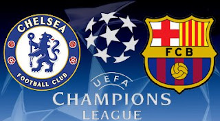barcelona 2-2 chelsea full highlights | 24.04.2012