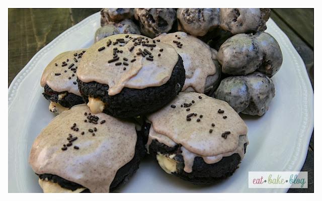 chocolate donut recipe cream filled donuts chocolate donut holes
