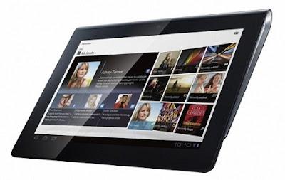 Sony S1 - Sony Tablet S
