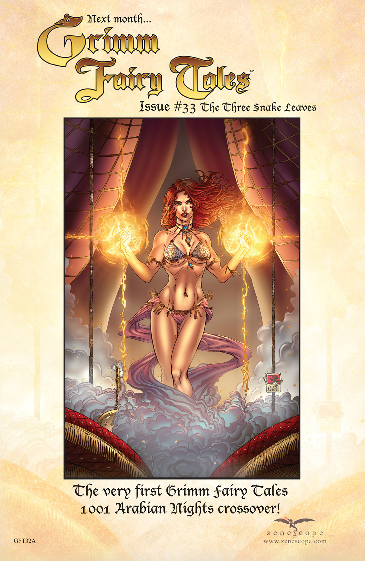 Grimm Fairy Tales (2005) Issue #32 #35 - English 29