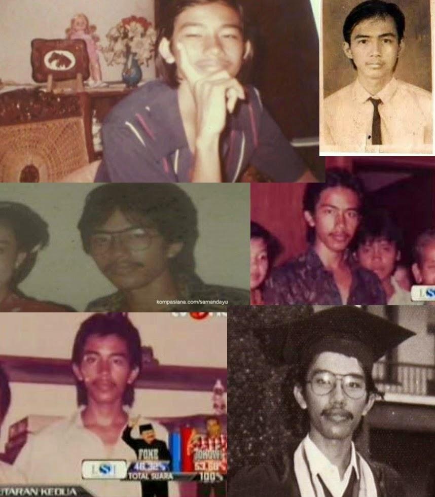 Revolusi Ilmiah - Jokowi muda