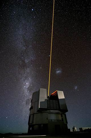 Faint alien laser pulses sought in hunt for extraterrestrial intelligence