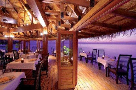 restaurante resort