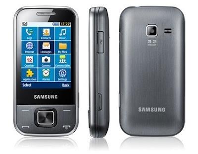 new Samsung C3750 Slider
