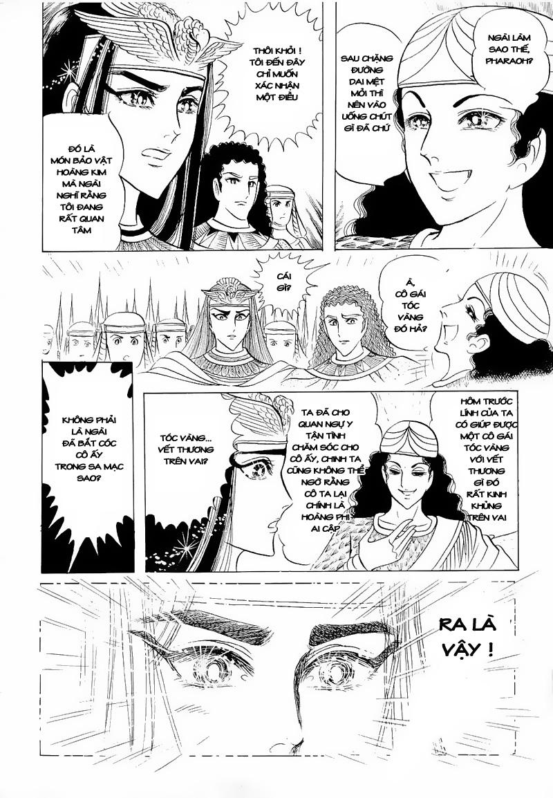 Nữ Hoàng Ai Cập-Ouke no Monshou chap 52 Trang 26 - Mangak.info