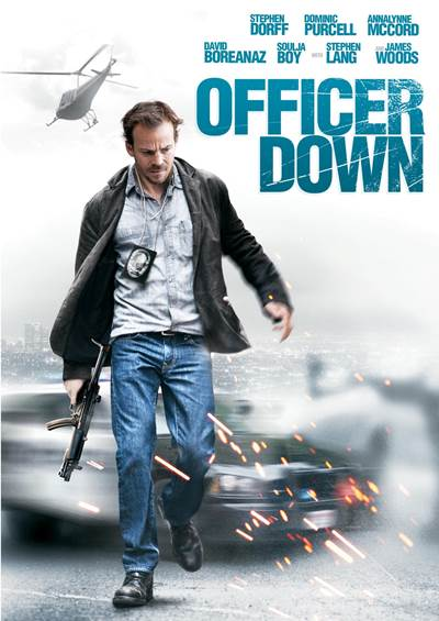 Officer Down DVDRip Español Latino 2013