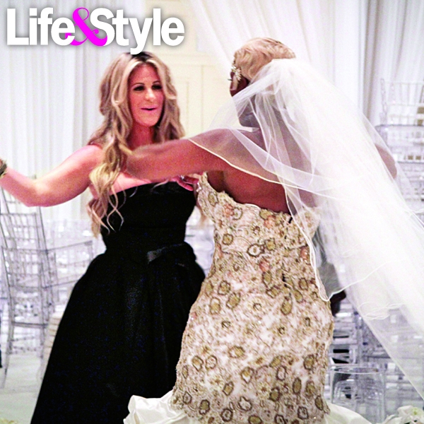 The Real Housewives Of Atlanta Nene Leakes Remarries Gregg