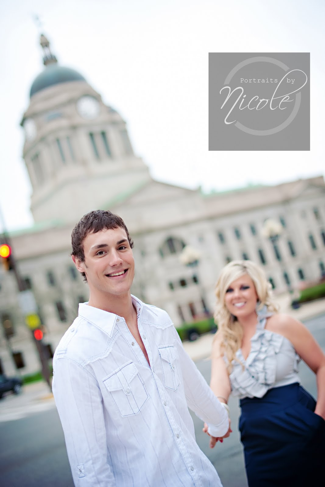 Curtis and Jessa | Van Wert, OH Engagement Photography