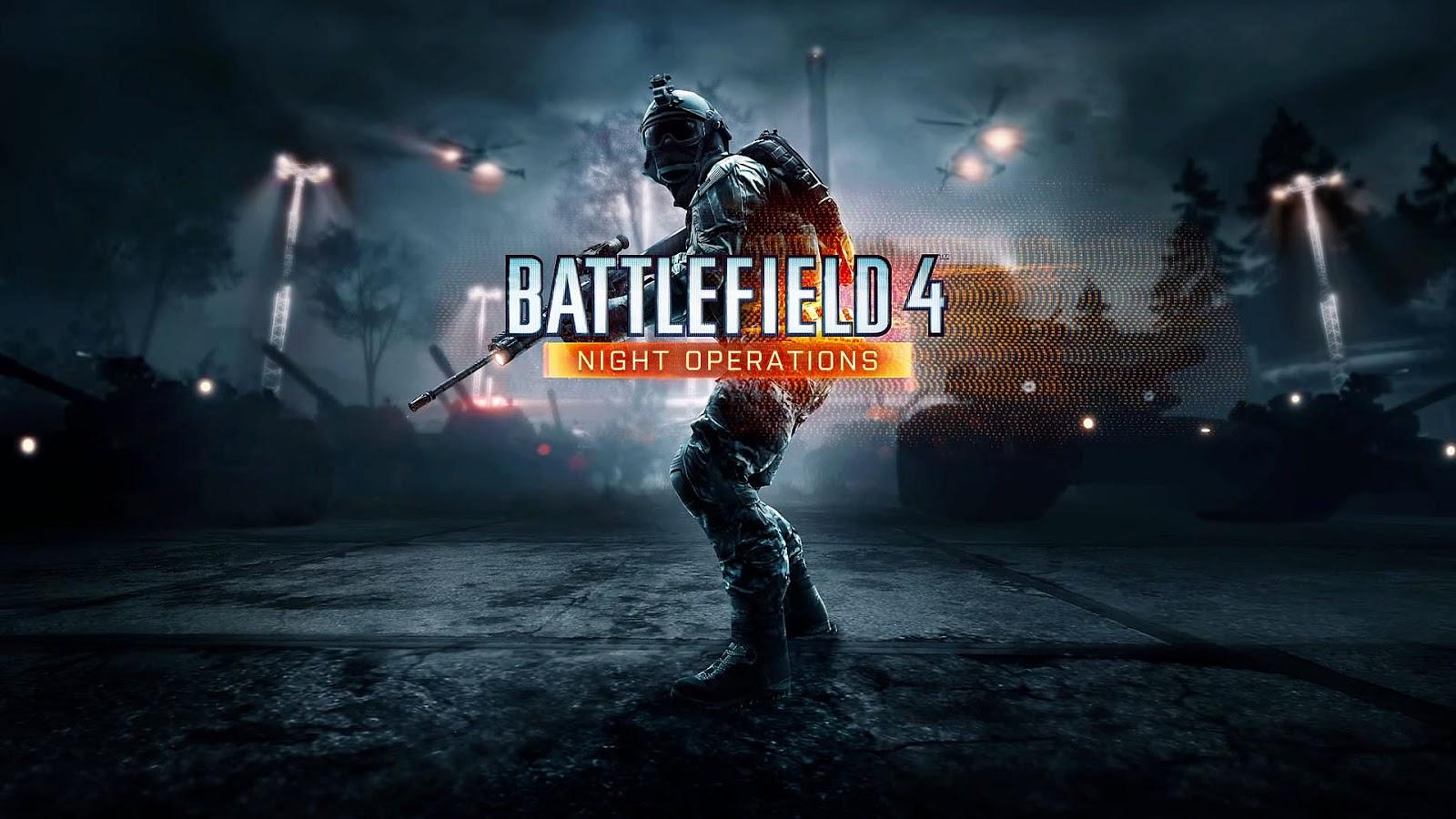Grande atualização para Battlefield 4 chega amanhã