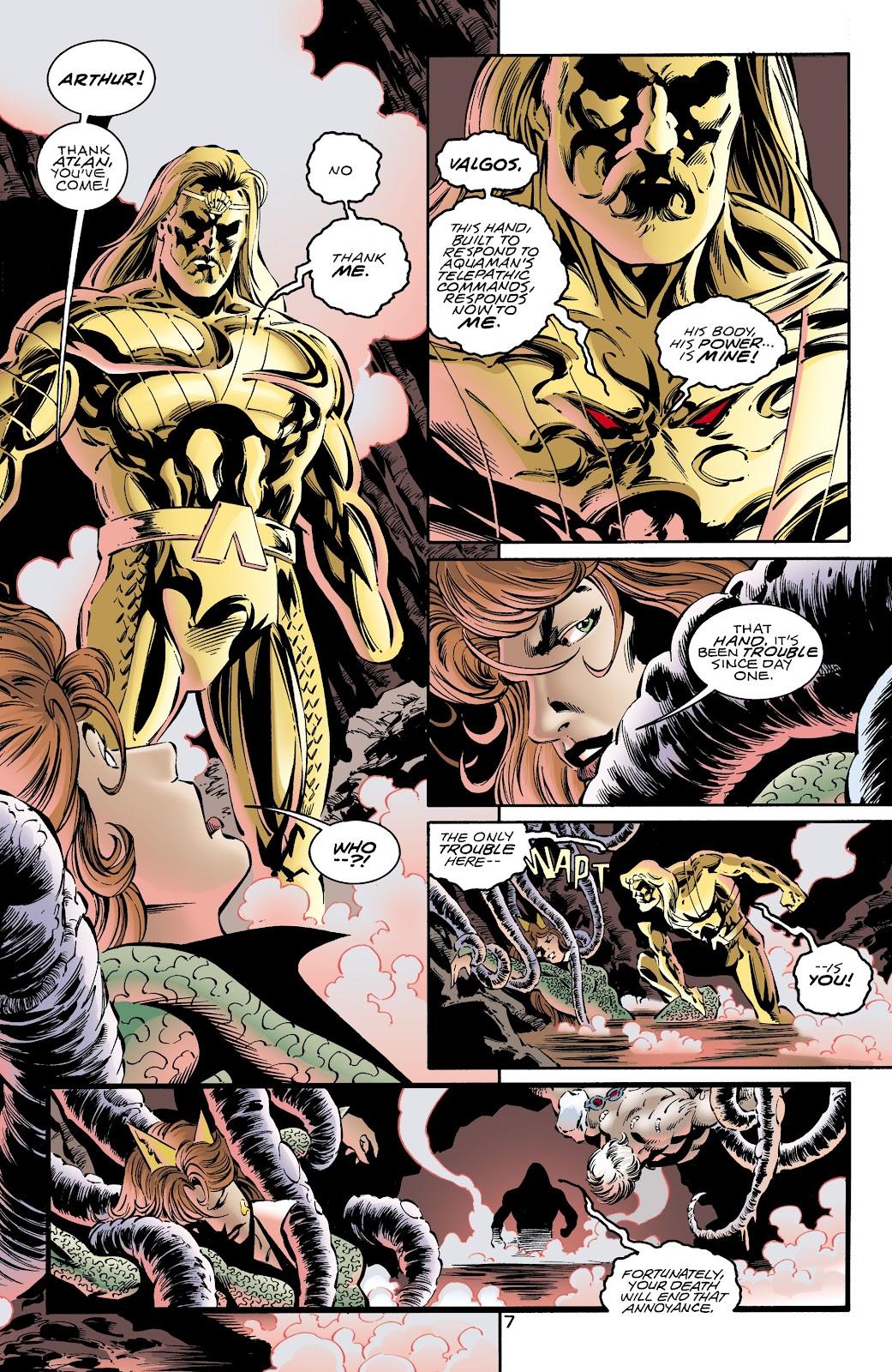 Aquaman (1994) Issue #73 #79 - English 7