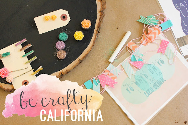 be crafty workshop california style