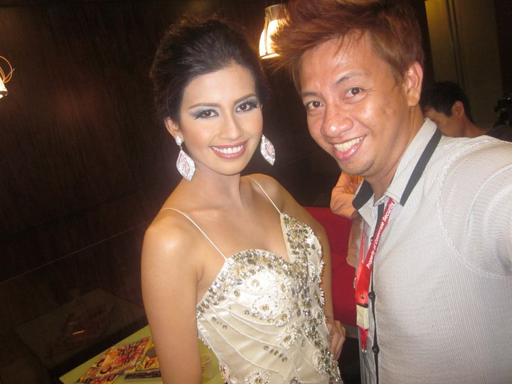 Latest Photos of Shamcey Supsup, Binibining Pilipinas 2011 Universe .