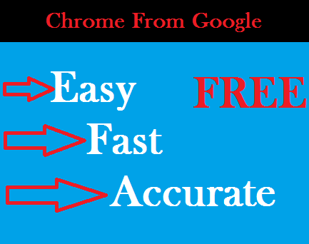 Google Chrome Tricks-Try These and Enjoy