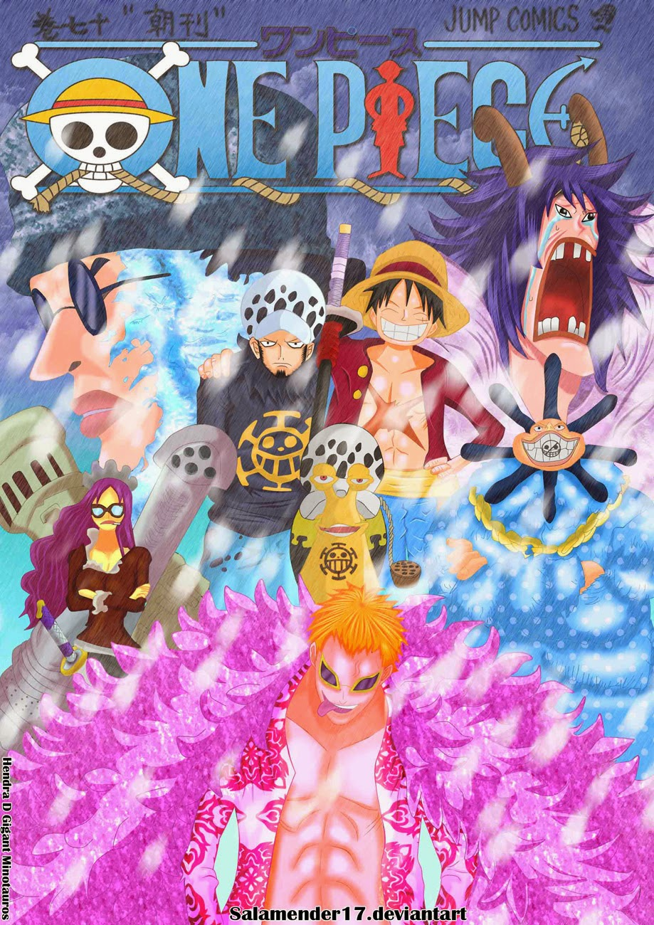 One Piece Chapter 746: Những ngôi sao 020