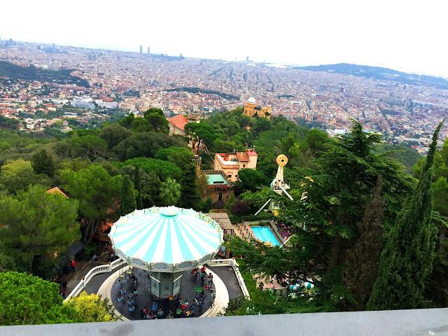 Barcelona, Tibidado