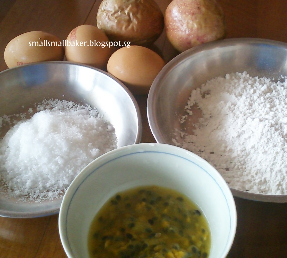 Baking Tin For Chiffon Cake