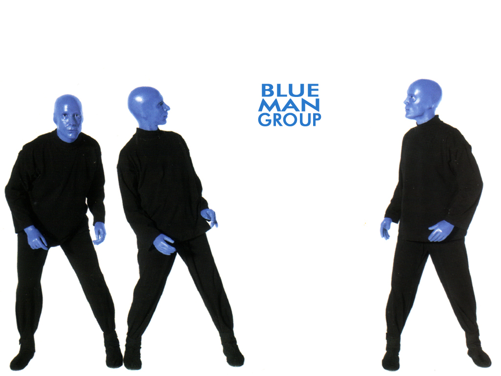 Blue man group 2009 tour
