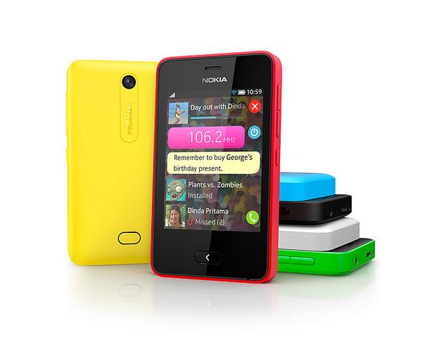 Spesifikasi dan Harga Nokia Asha 501