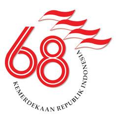 HUT ke-68 Kemerdekaan RI