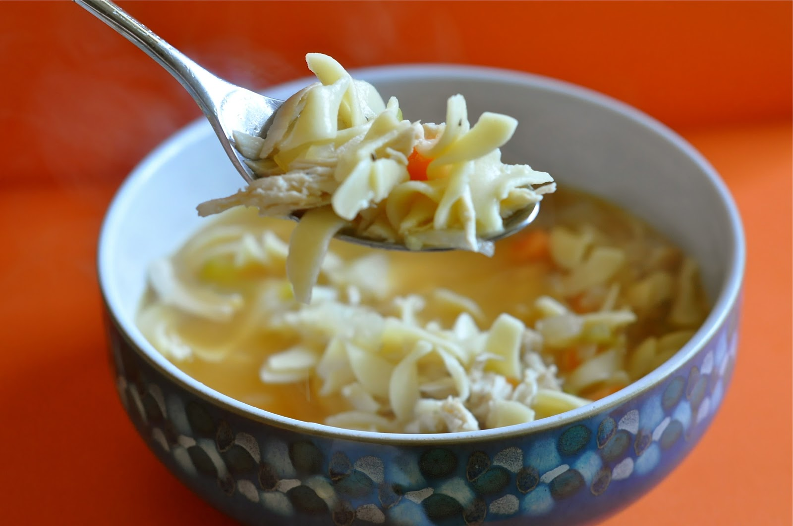 Ashley 39 s cooking adventures homemade chicken noodle soup for Best homemade chicken noodle soup recipe