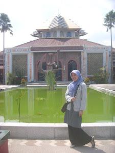 Masjid Kampus, UGM. Jogjakarta