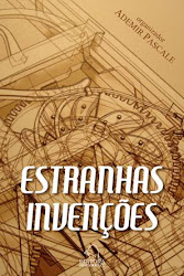 LIVRO - ESTRANHAS INVENES