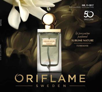 Catalog Oriflame C13 2017