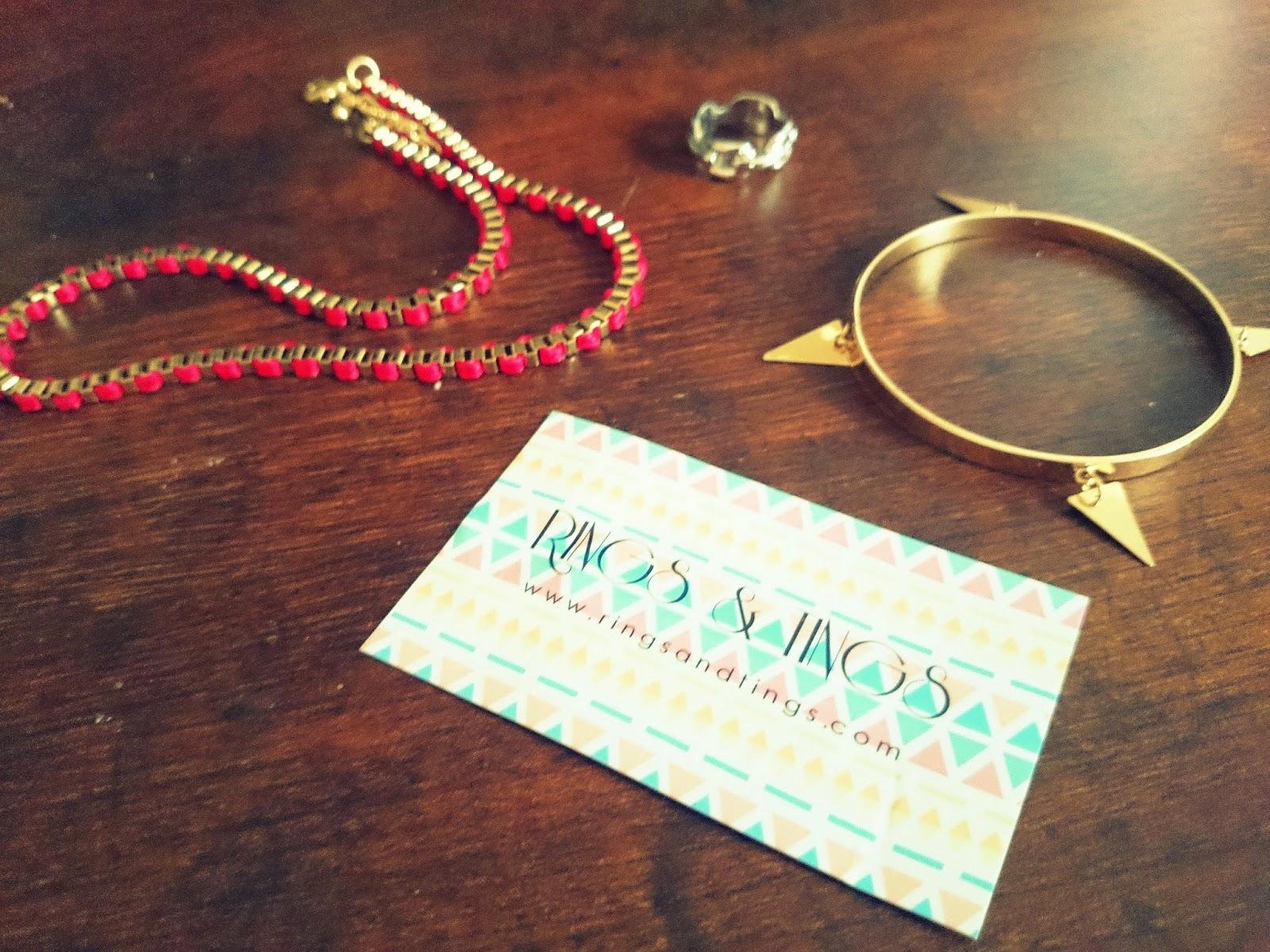 Biżuteria od Rings&Tings