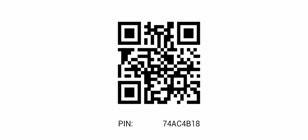 BBM Pin Yukinote