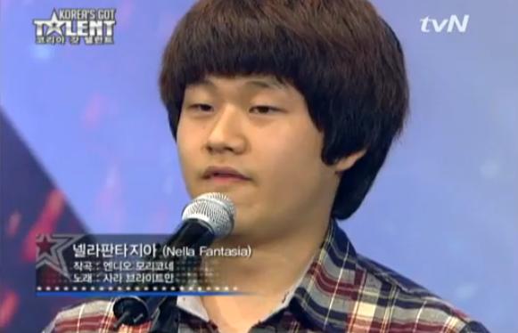 Korea Got Talent - Sung Bong Choi
