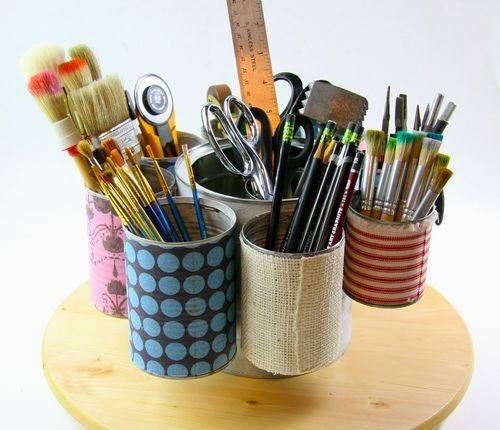Homo verdis: 10 ideas creativas para reciclar latas