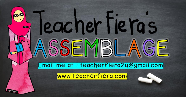 TEACHER FIERA'S ASSEMBLAGE