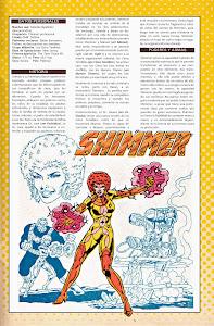 Ficha DC Comics Shimmer