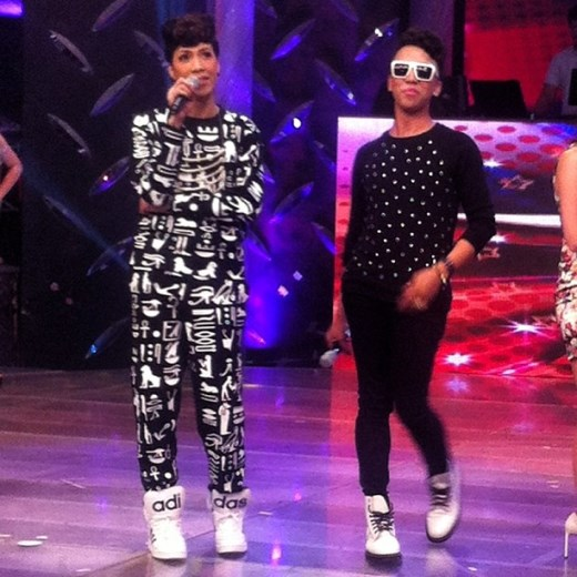 Who is the real Vice Ganda? Vice Ganda kalokalike on It's Showtime [Photo courtesy of Eruption]