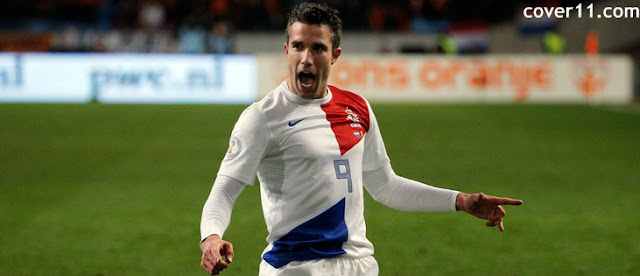 Robin Van Persie Latest Facebook Cover Photos
