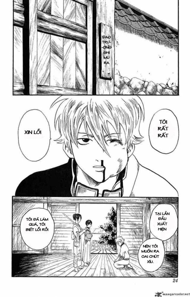 Gintama chap 1 Trang 20