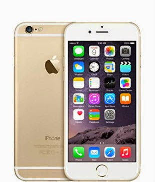 apple iphone6 gold