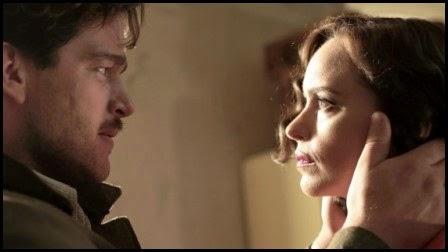 Nina Hoss y Ronald Zehrfeld en Phoenix (Christian Petzold)