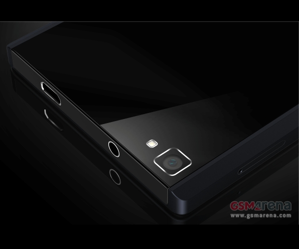 XOLO alleged smartphone