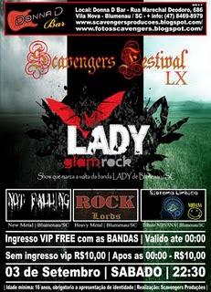 03.09.11 | Scavengers Festival LX