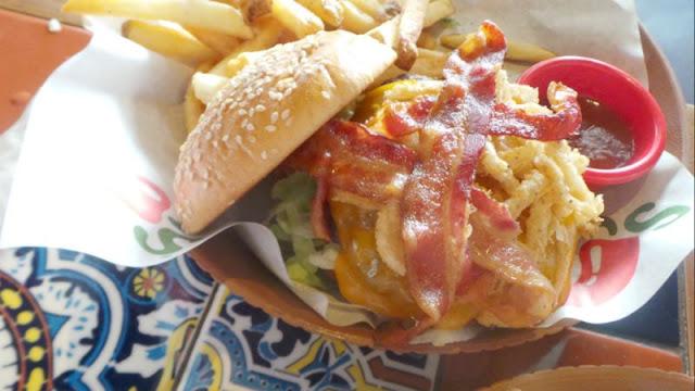 American Food Diary