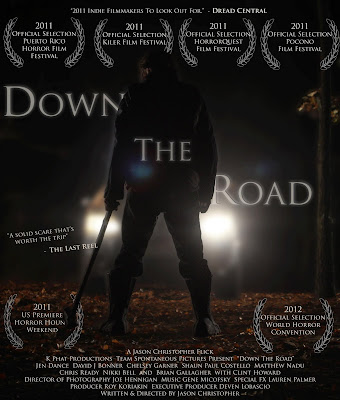 Down the Road – BRRip AVI e RMVB Legendado