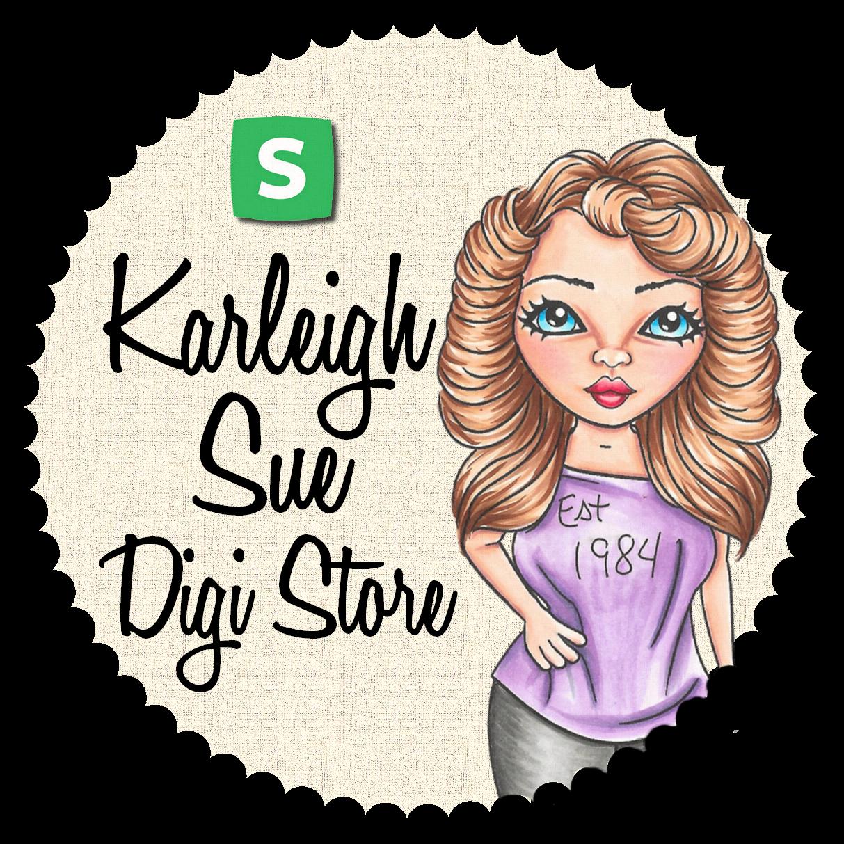Karleigh Sue Digital Stamps