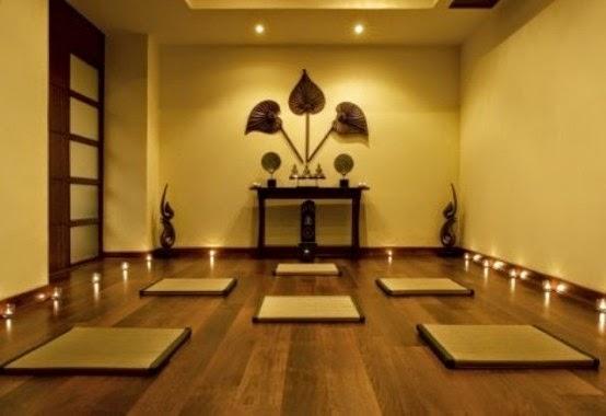 Yoga Room Studio Design Interiors Blog