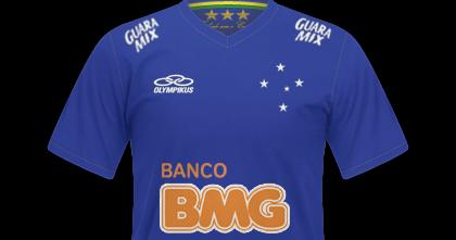 6ecc305cb4ba8 GT Camisas  Camisas Cruzeiro 2014   2015 - Home