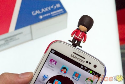 Samsung Galaxy S 3  2012 Olympic Edition