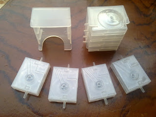 Damper infus printer HP