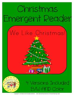 https://www.teacherspayteachers.com/Product/Christmas-Emergent-Reader-1312998